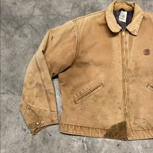 Thrashed made in USA Carhartt jacket